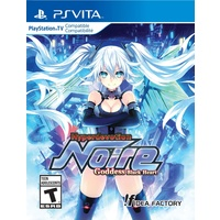 Hyperdevotion Noire: Goddess Black Heart Vita