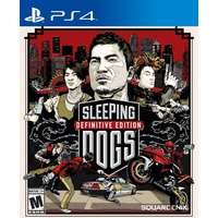 Sleeping Dogs: Definitive Edition PS4