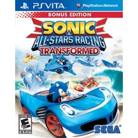 Sonic and All-Stars Racing Transformed Vita