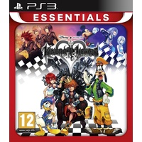 Kingdom Hearts HD 1.5 Remix Collection PS3