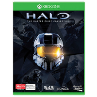 Halo: The Master Chief Collection XB1
