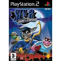 Sly Raccoon 2: Band of Thieves PS2