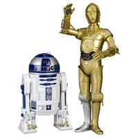 Star Wars: R2-D2 and C-3PO ArtFX+ Statue Two Pack