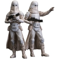Star Wars: Snowtrooper ArtFX+ Statue Two Pack