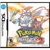 Pokemon White Version 2 II DS