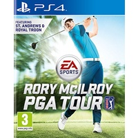 Rory Mcllroy PGA Tour Golf 15 PS4