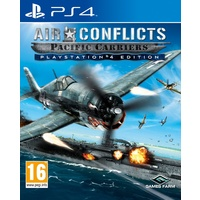Air Conflicts: Pacific Carriers PAL PS4