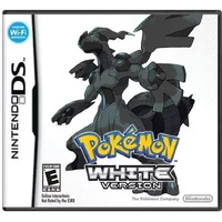 Pokemon White Version DS