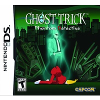 Ghost Trick: Phantom Detective DS