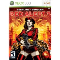 Command and Conquer: Red Alert 3 Xbox 360