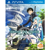 Sword Art Online: Lost Song VIta