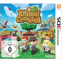 Animal Crossing New Leaf 3DS
