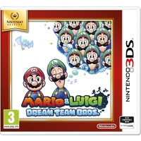 Nintendo Selects: Mario and Luigi Dream Team Bros 3DS
