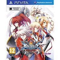 BlazBlue: Chrono Phantasma Extend VIta
