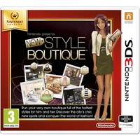 Nintendo Selects: New Style Boutique 3DS