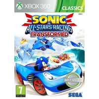Sonic and All Stars Racing Transformed (Classics) Xbox 360