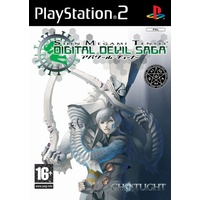Shin Megami Tensei Digital Devil Saga PS2