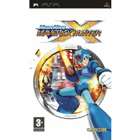 Mega Man Megaman Maverick Hunter X (Essentials) PSP