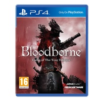 Bloodborne - Game of the Year Edition PS4