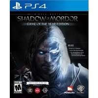 Middle Earth Shadow of Mordor GOTY Edition PS4