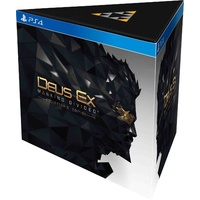 Deus Ex: Mankind Divided Collectors Edition PS4