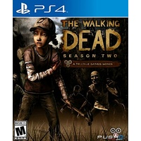 Telltale Games: The Walking Dead Season Two 2 PS4