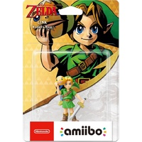 amiibo Zelda Link Majora's Mask Switch
