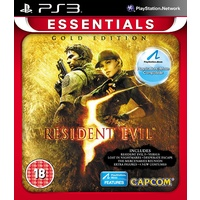 Resident Evil 5 Gold Edition (Essentials) PS3