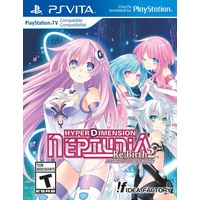 Hyperdimension Neptunia Re;Birth2: Sisters Generation Vita