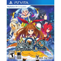 MeiQ: Labyrinth of Death Vita