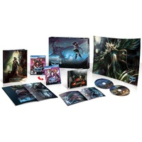 Stranger of Sword City  Limited Collector's Edition Vita
