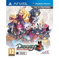 Disgaea 3: Absence of Detention Vita