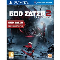 God Eater 2: Rage Burst (Includes God Eater Resurrection) Vita