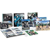 PSYCHO-PASS: Mandatory Happiness Limited Edition PS4