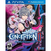 Conception II 2 Children of the Seven Stars Vita
