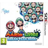 Mario and Luigi: Dream Team Bros 3DS