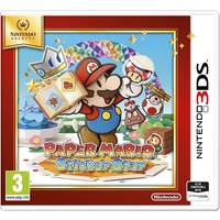 Nintendo Selects: Paper Mario Sticker Star Game 3DS