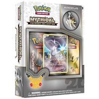 Pokemon TCG: Mythical Premium Collection Arceus Pin Box