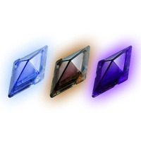 Pokemon Z Ring Crystals (Steel, Rock and Poison)