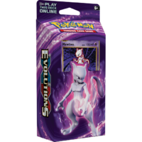 Pokemon TCG: XY Evolutions Mewtwo Mayhem Theme Deck