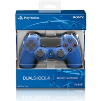PlayStation 4 DualShock 4 Wireless Controller - Wave Blue PS4