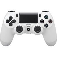 PlayStation 4 DualShock 4 Wireless Controller - Glacier White PS4