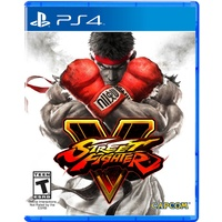 Street Fighter V 5 PS4