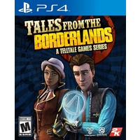 Telltale Games: Tales from the Borderlands PS4