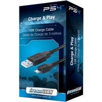 Playstation 4 Charge and Play Premium Connection Cable