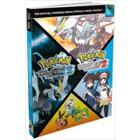 Pokemon Black/White Version 2: Vol. 1, The Official Pokémon Unova Strategy Guide