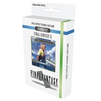Final Fantasy Trading Card Game: Starter Set Final Fantasy X 10 (Wind and Water)