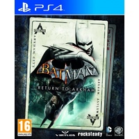 Batman: Return To Arkham - Remastered Collection PS4