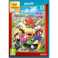 Nintendo Selects: Mario Party 10 Wii U