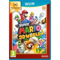 Nintendo Selects: Super Mario 3D World Wii U